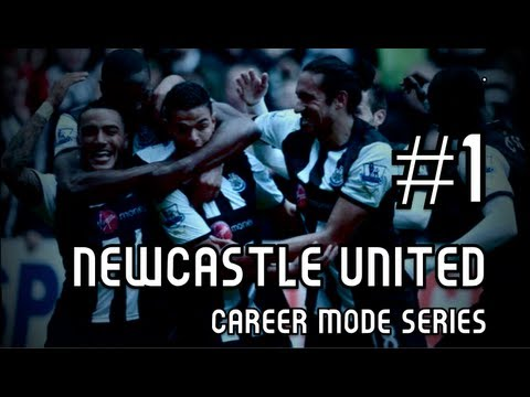 FIFA 12   Career Mode Series - Newcastle United #1