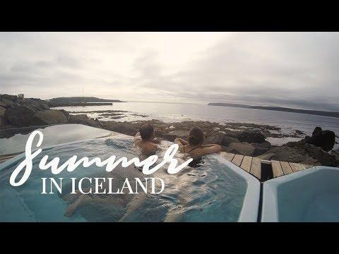 Iceland Travel Vlog - Akureyri, Myvatn, Westfjords & Dynjandi