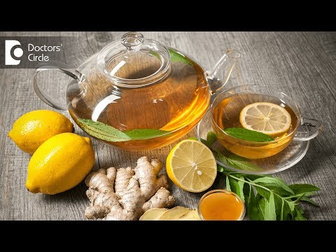 7 Natural remedies for Sore Throat - Dr. Priya Jain