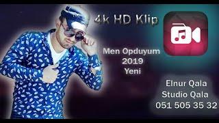 Elnur Qala Men Opduyum Dodaqlari 2019 HD 4K VIDEO