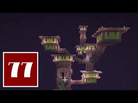 Minecraft Let's Play - 77 - The Quest for an End City: Found it in the End