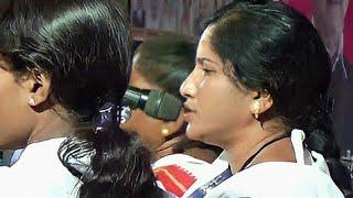 हिंदी भजन कबहू ना पार हुई Bhajan Kabahu Na Par Hui Papi ki by Mahila Madal at Gadegaon Spardha