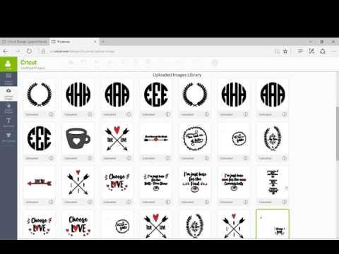 Monogram Tutorial - Design Space