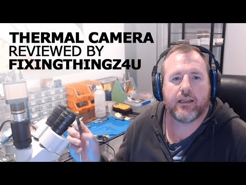 Review on the Union Repair Tool Plus Thermal Camera By Fixingthingz4u