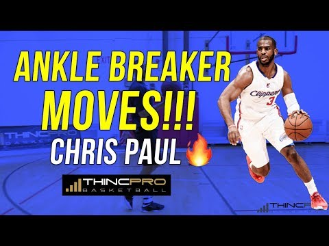 NBA DRIBBLING SECRETS to Improve Your HANDLES like CHRIS PAUL! (Basketball Dribbling Drills)