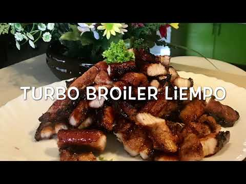 turbo broiler liempo