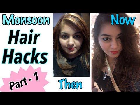 Monsoon Hair Care Tips & Hacks | Hair Care Home Remedies | JSuper Kaur