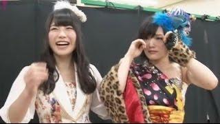 NMB48山本彩 横山由依 2人で泣く。。。~NMB48メモリアル~