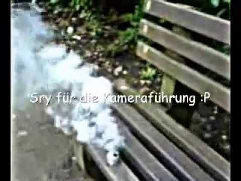 Simple Ping Pong Ball Smoke Bomb