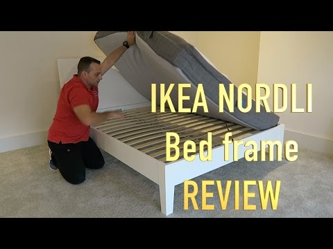 IKEA NORDLI DOUBLE BED REVIEW