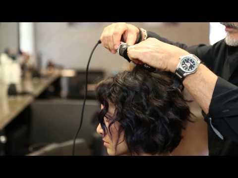 Does an A-Line Bob Haircut Go With Curly Hair? : The Sheer Beauty of Hair