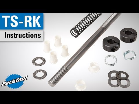How to Assemble the TS-RK Rebuild Kit for TS-2 & TS-2.2 Truing Stands