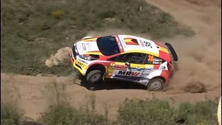 WRC Rally Portugal 2018 | Flat Out | Highlihgts Day 2 | Full HD