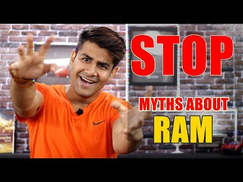 Top 4 Myths About RAM !!!! | STOP THESE MISCONCEPTIONS NOW