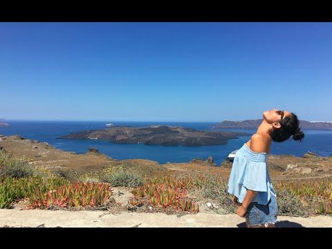 Roaming Around the Islands of Greece (Europe Trip)