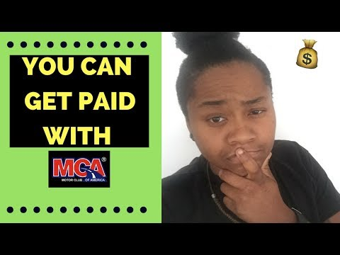 MCA MOTOR CLUB OF AMERICA INCOME PROOF 2018 | MCA Rep REVEALS Truth Behind MCA Commissions