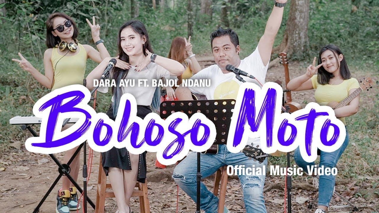 Download Dara Ayu Ft. Bajol Ndanu - Bohoso Moto (Official Music Video) | KENTRUNG MP3 Gratis