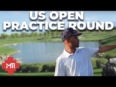 Golf Course Vlog - PGA Tour Driven - Pt 2 Blaire US Open Qualifier Practice Round