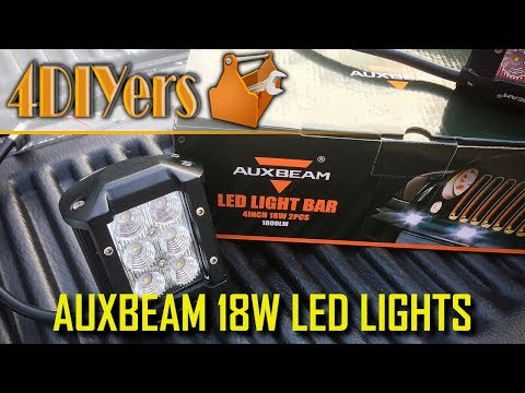 Review: Auxbeam 4