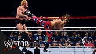 Career Making Kicks - WWE Top 10