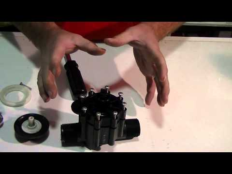 Las Vegas Sprinkler Repair: How To Fix A Leaky Valve (Toro 264 Series)