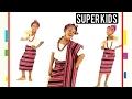 The Superkids - Je m appelle Adaeze  {Oficial Video}