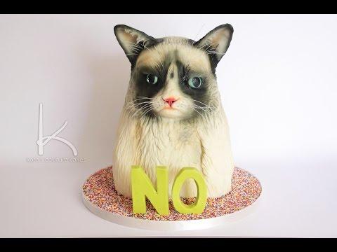 A Grumpy Cake in 3 Minutes