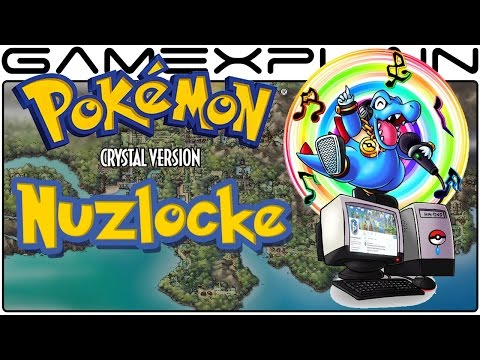 Pokémon Crystal Nuzlocke Livestream - Part 2