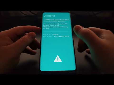 Galaxy S9 & S9+ | Booting into and out of Download Mode