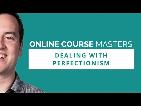 Avoiding and Embracing Perfectionism | OCM 57