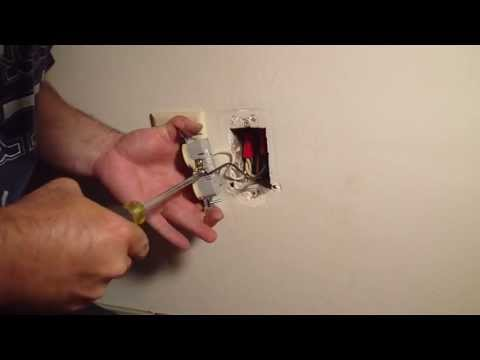 Replacing a Two Prong Outlet