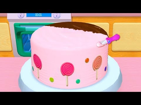 Xxx Mp4 My Bakery Empire Bake Decorate Amp Serve Cakes Games For Kids Play Fun Baby Learn Colors Games 3gp Sex