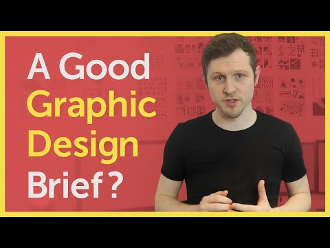 What Makes a Good Graphic Design Brief?