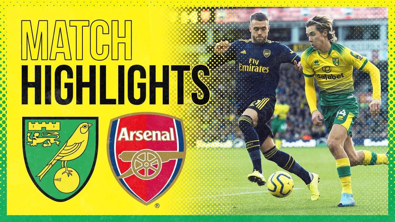 HIGHLIGHTS | Norwich City 2-2 Arsenal