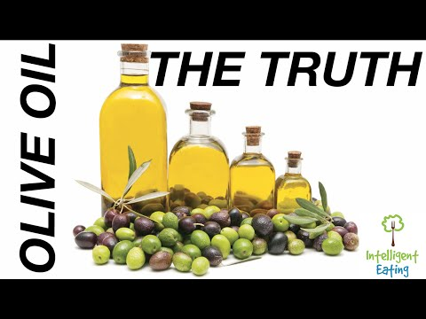 Is ..olive oil really healthy, or is it total junk?