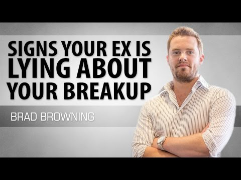 Signs Your Ex Is Lying About Your Breakup