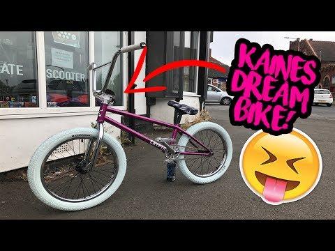BUILDING YOUR DREAM BMX BIKE! *£2000 CUSTOM BUILD*