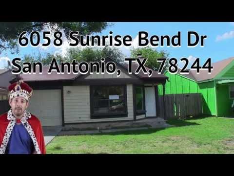 Cheap HUD Homes -- HUD King tours 6058 Sunrise Bend Dr