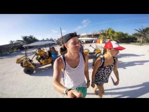 Isla HOLBOX 2016 (mexico) gopro