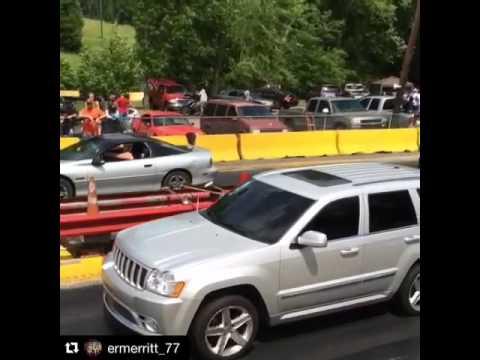 Nitrous SRT8 Jeep vs Camaro LS1, ProNitrous.com