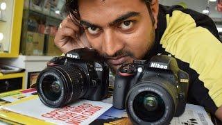 Nikon DSLR d3400 review