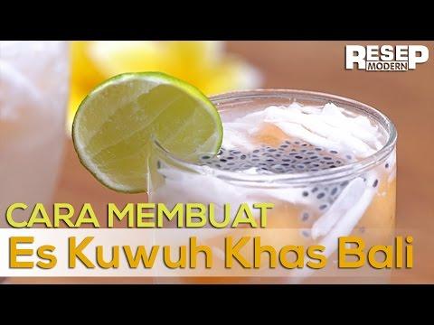 Resep dan Cara Membuat Es Kuwuh Minuman Khas Bali