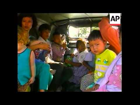 CAMBODIA: TOXIC WASTE DUMP CLEAN UP