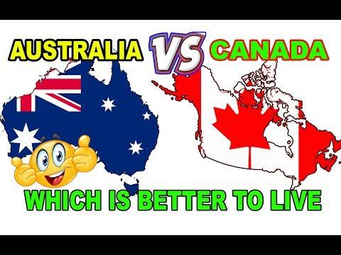 Canada or Australia: Better Option ? IN Urdu/Hindi 2018 BY PREMIER VISA CONSULTANCY