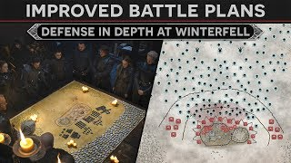 Improved Battle Plans - A Defense in Depth for the Battle of Winterfell