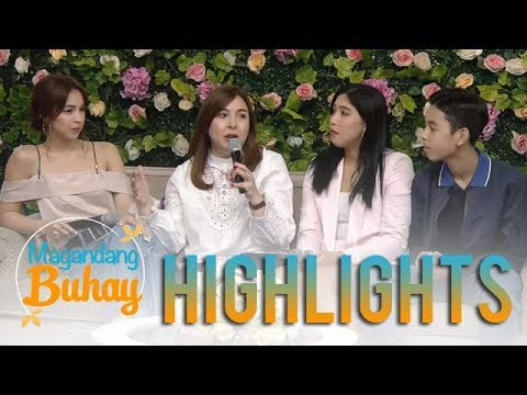 Xxx Mp4 Magandang Buhay Marjorie Expresses Her Love For Her Children 3gp Sex