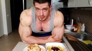 Завтрак чемпионов. Что едят с утра супертяжи?