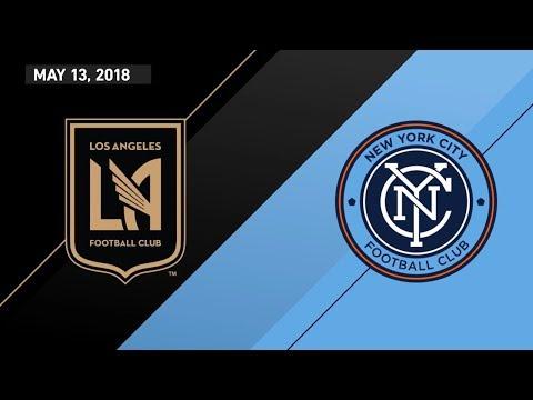 HIGHLIGHTS: Los Angeles Football Club vs. New York City FC | May 13, 2018