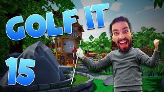 The Nanners Rage Continues! (Golf It #15)