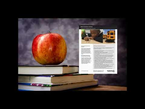 School Safety White Paper Preview
